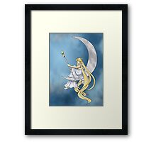 Moonworks Framed Print