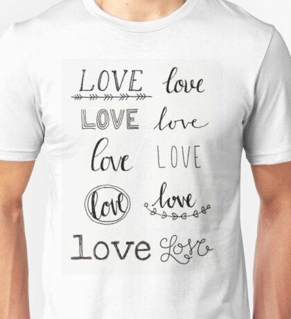 Simply Love❤ Unisex T-Shirt