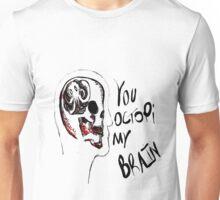 You octopi my mind Unisex T-Shirt