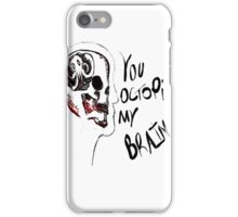 You octopi my mind iPhone Case/Skin