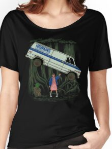 Stranger Jedi Women's Relaxed Fit T-Shirt