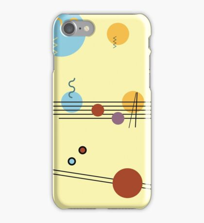 Artistic Sheet iPhone Case/Skin