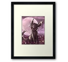 Stardust :: Umbreon Framed Print