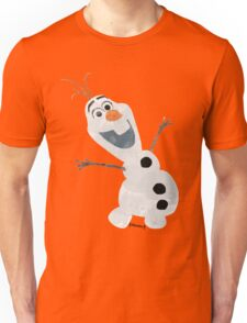 Watercolor Olaf Unisex T-Shirt