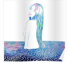 Water Nymph LXXXV Poster
