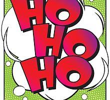 HO HO HO -Merry Christmas BRIGHT & FUN by kimBLiSS