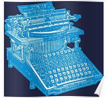TYPEWRITER-4 Poster