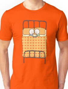 It Really Helps Keep Down Our Heating Bills Unisex T-Shirt