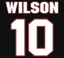 NFL Player Marquess Wilson ten 10 by imsport