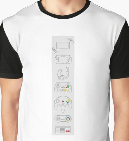 Controllers Graphic T-Shirt