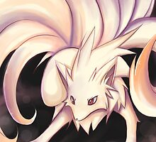 Stand Back :: Ninetails by sunshineikimaru
