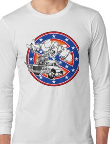 Ghostbusters of Hazzard - Franchise Logo Long Sleeve T-Shirt