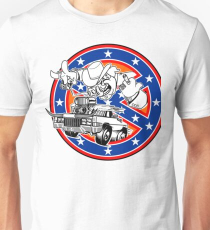 Ghostbusters of Hazzard - Franchise Logo Unisex T-Shirt
