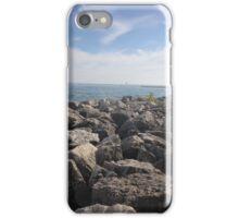 Bradford Beach Rocks iPhone Case/Skin