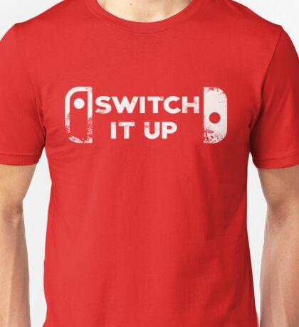 SWITCH IT UP Unisex T-Shirt