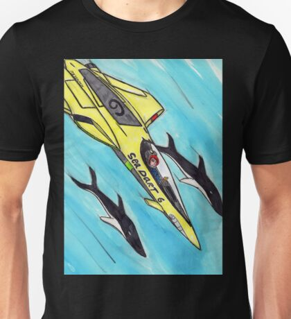 Sea Dart 06 Unisex T-Shirt