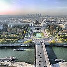 An Eyeful from the Eiffel by Larry Lingard-Davis