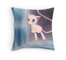 Waterfall :: Mew Throw Pillow