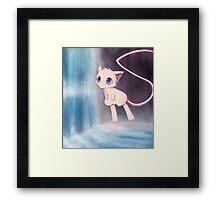 Waterfall :: Mew Framed Print