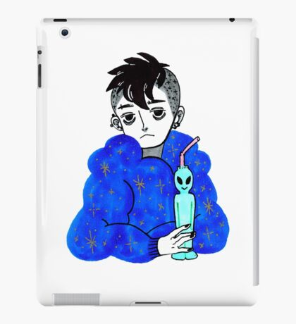 Casper iPad Case/Skin