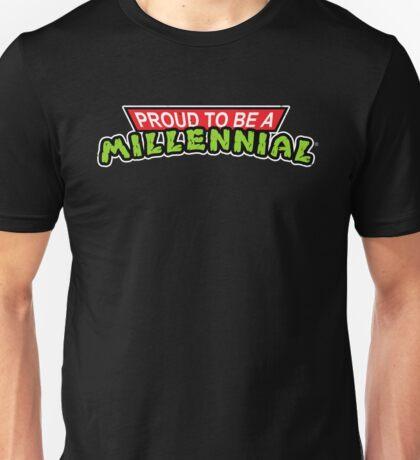 Proud to be a Millennial Unisex T-Shirt