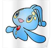 Manaphy Poster