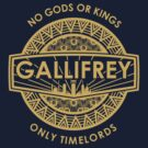 Gallifrey - No Gods or Kings, only Timelords by liquidsouldes