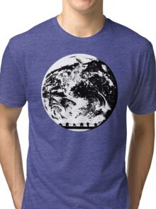 Earth need more peace Tri-blend T-Shirt