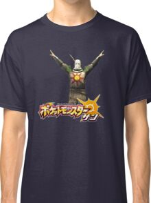 Pokemon (Praise the) Sun! JPN Classic T-Shirt