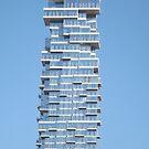 Modern Architecture, Tribeca, Lower Manhattan, New York City by lenspiro
