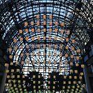 Colorful Lights, Lower Manhattan, New York City by lenspiro