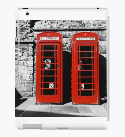 Simply Red iPad Case/Skin