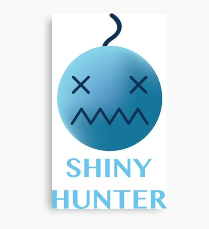 Adrenaline Orb Shiny Hunter Canvas Print