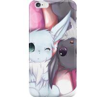 Ying Yang :: Eevee iPhone Case/Skin