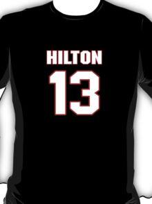 NFL Player T.Y. Hilton thirteen 13 T-Shirt