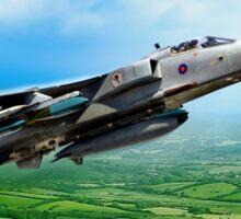 Royal Air Force Jaguar Sticker