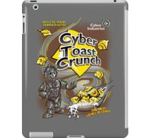 Cyber Toast Crunch iPad Case/Skin