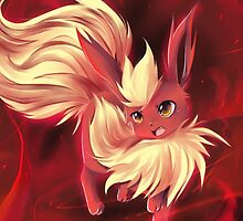 Inferno :: Flareon by sunshineikimaru