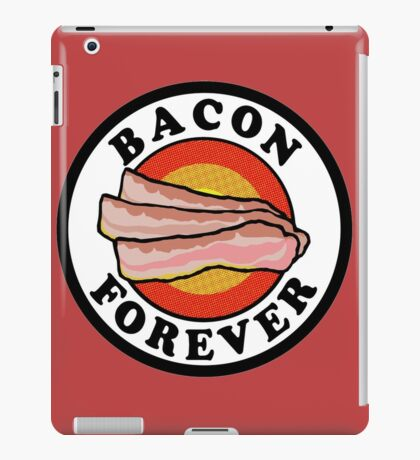 Bacon Forever  iPad Case/Skin