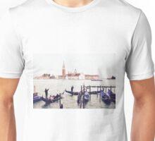 Venice Boatmen Unisex T-Shirt