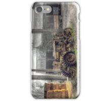 Essex Farm Tractor iPhone Case/Skin