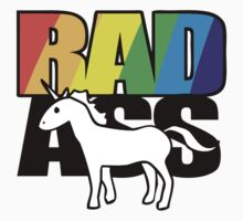 Radass Unicorn Kids Clothes
