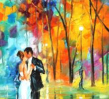 Rainy Wedding — Buy Now Link - www.etsy.com/listing/157760154 Sticker