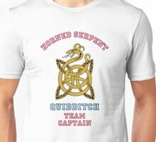Horned Serpent Quidditch Team Captain Unisex T-Shirt