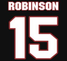 NFL Player Aldrick Robinson fifteen 15 by imsport