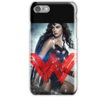Wonder Women iPhone Case/Skin