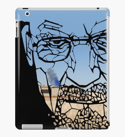 Breaking Bad- Shattered Trailer iPad Case/Skin