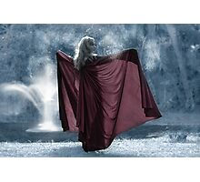 The Ice Princess Photographic Print