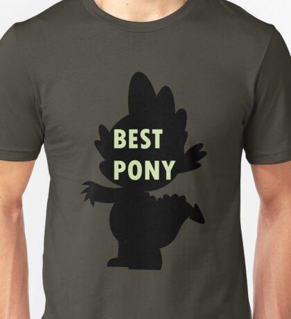 Spike is Best Pony Unisex T-Shirt