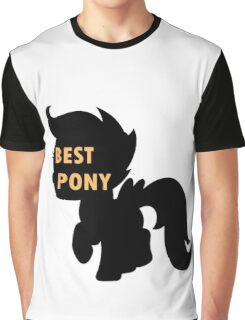 Scootaloo is Best Pony Graphic T-Shirt